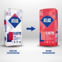 Klej do glazury ATLAS Elastyk w nowej odsłonie