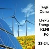 Targi Energii Odnawialnej i Efektywności Energetycznej RENEXPO® Poland – 22-24.09.