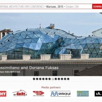 Czołowi światowi architekci na RIFF Warszawa 2015 – Elewacje, Dachy i Izolacje