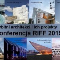 Elity architektury europejskiej w Warszawie
