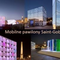 Mobilne Pawilony Saint-Gobain w Paryżu