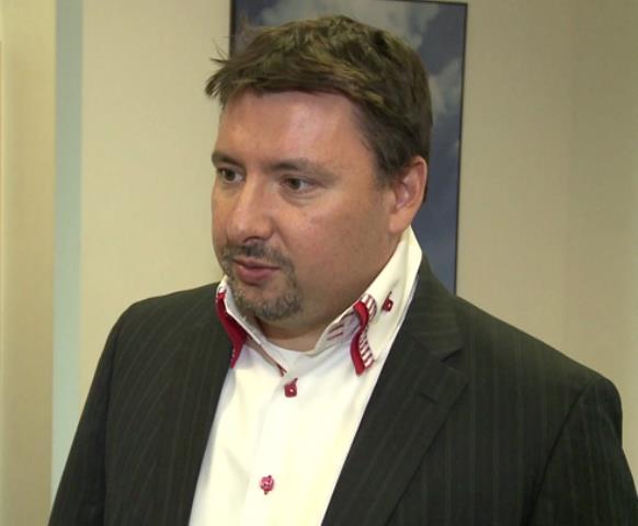 Paweł Owczarski, prezes spółki Polski Prąd. Źródło: Newseria
