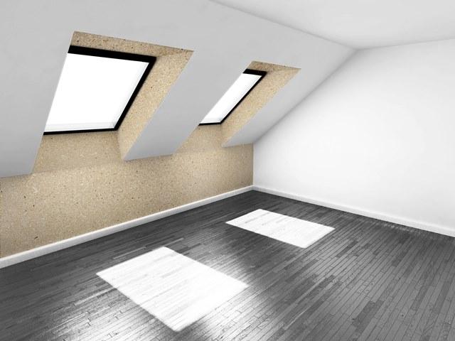 Płyty drewnopochodne LivingBoard doskonale sprawdzą się jako obudowa stropów i ścian, konstrukcje podłogowe, jak i poszycie dachowe. Fot. Pfleiderer