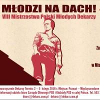 Mistrzostwa Polski Młodych Dekarzy 2016