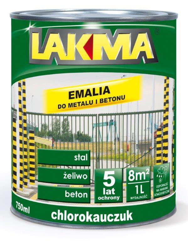LAKMA - chlorokauczuk