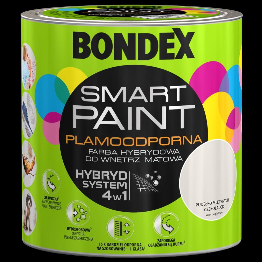 Farba Bondex Smart Paint. Fot. PPG DECO