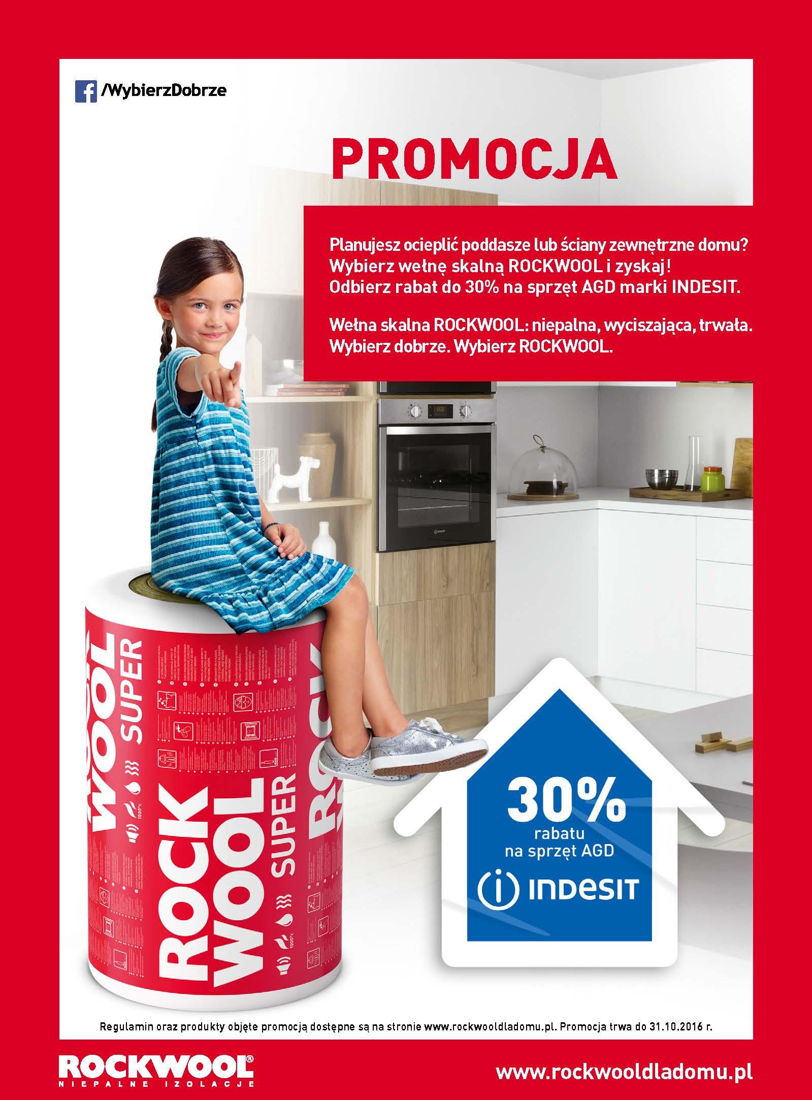 a82ae2a22e29 Ocieplasz dom i zyskujesz 30% rabat na sprzęt AGD marki INDESIT ...