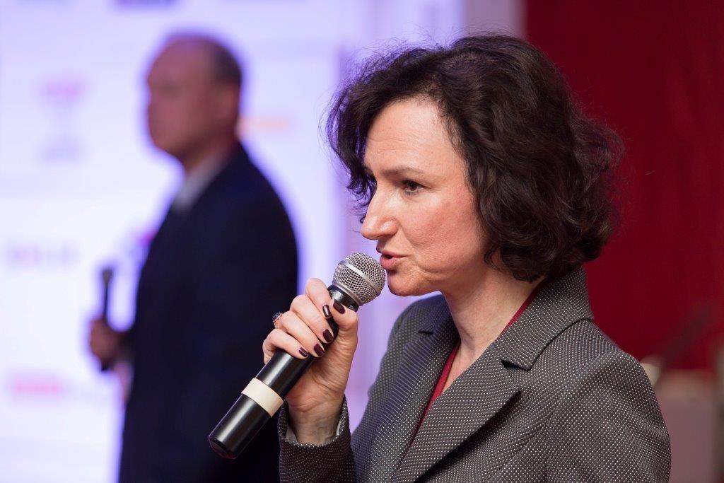 Anny Panek, wicedyrektor Instytutu Techniki Budowlanej. Fot. SSO