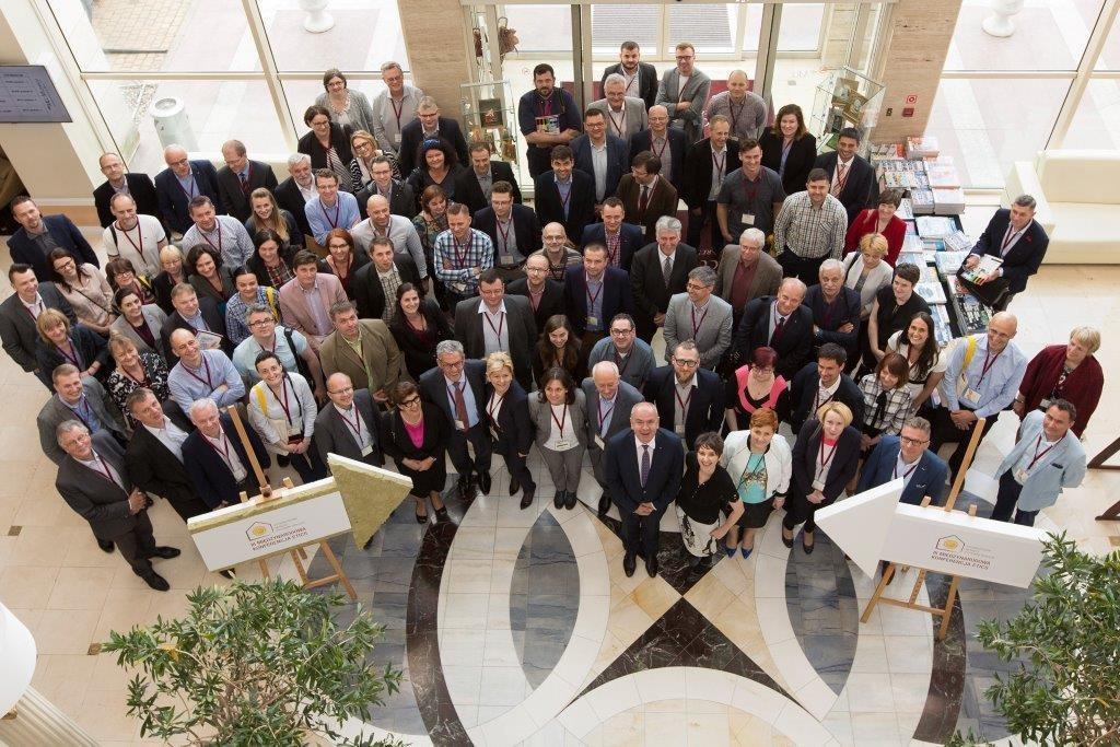 Uczestnicy III Międzynarodowej Konferencji ETICS. Fot. SSO