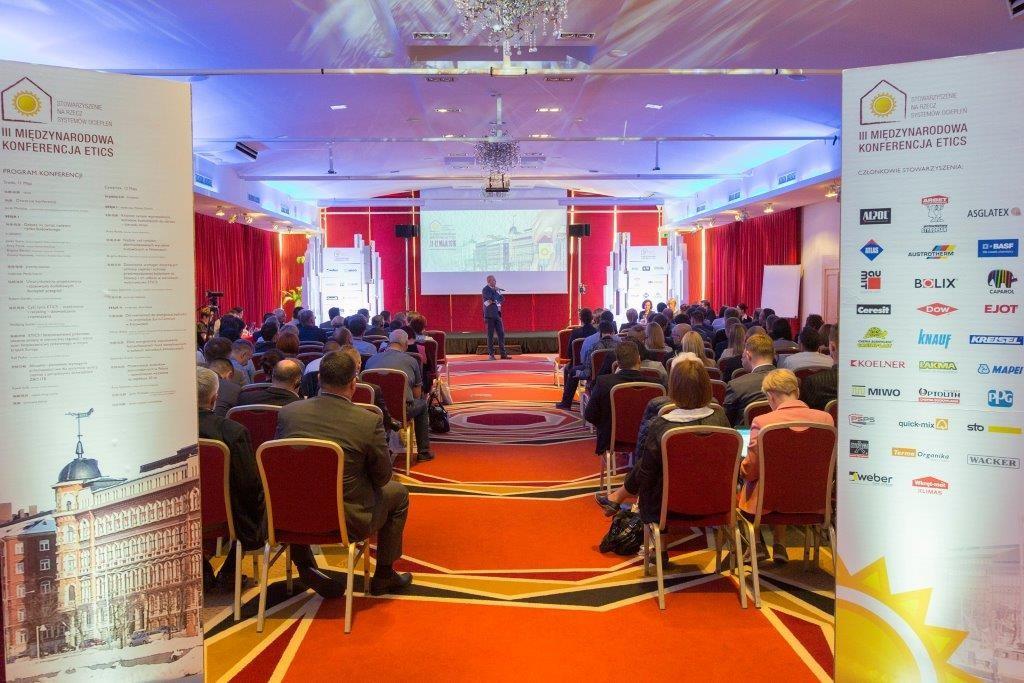 III Międzynarodowa Konferencja ETICS. Fot. SSO