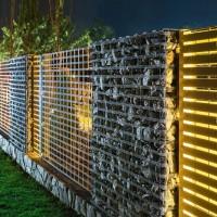 Niezawodny design – ogrodzenia gabionowe Progress