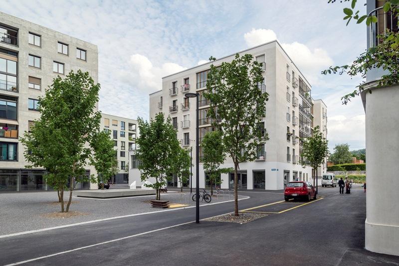 Cluster House w Zurichu - projekt architektów z Duplex Architekten ze Szwajcarii - Nagroda Specjalna