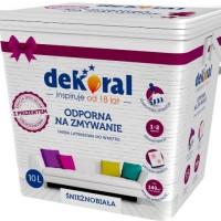 Urodzinowa farba z upominkiem od marki Dekoral