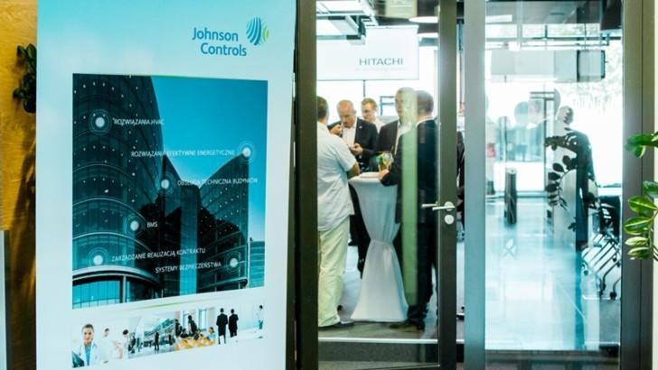 Zostań Partnerem Hitachi.Johnson Controls otwiera Centrum Szkoleniowe HITACHI –pierwsze w tej części Europy