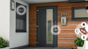 Automatyczna stolarka okienno-drzwiowa – inteligentne rozwiązania DRUTEX