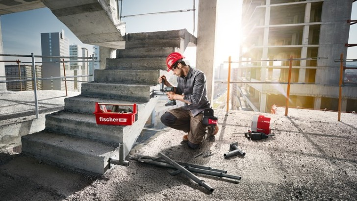 ULTRACUT FBS II firmy fischer – nowy standard zakotwień w betonie