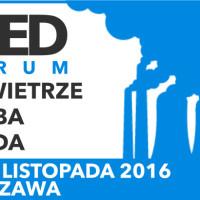 III FORUM IED – POWIETRZE – GLEBA – WODA – 23-24 listopada w Warszawie