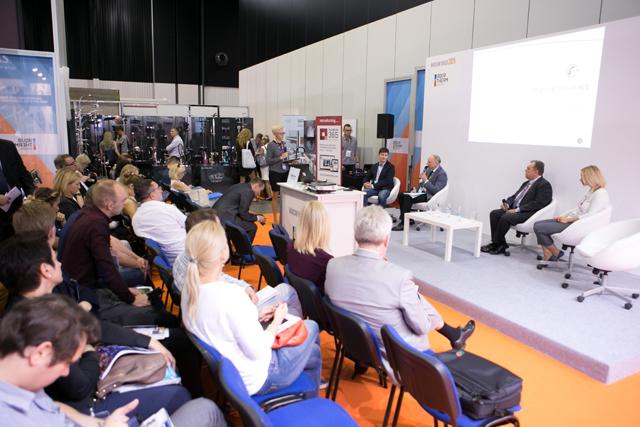 Największe na Mazowszu spotkania branżowe Warsaw Build odbędą się w dniach 16-18.11.2016. Fot. Warsaw Build