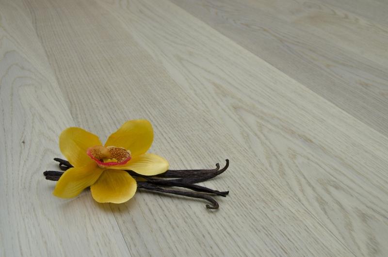 Podłoga Vanilla cechuje się idealnie wyważoną dozą słodyczy. Fot. Kaczkan