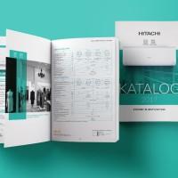Systemy Klimatyzacyjne – nowy katalog produktów Hitachi 2017