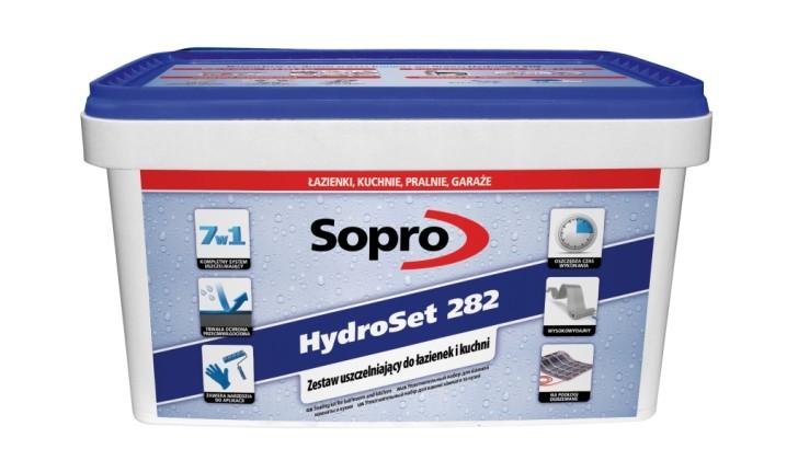 Uszczelnienie od A do Z. Sopro wprowadza do oferty kompletny system uszczelniający z narzędziami aplikacyjnymi