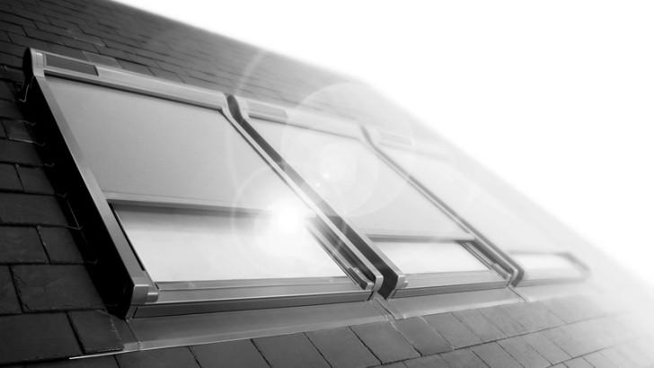 Ochrona przed smogiem dla poddasza:  Pierwszy na rynku nawiewnik antysmogowy w oknach dachowych