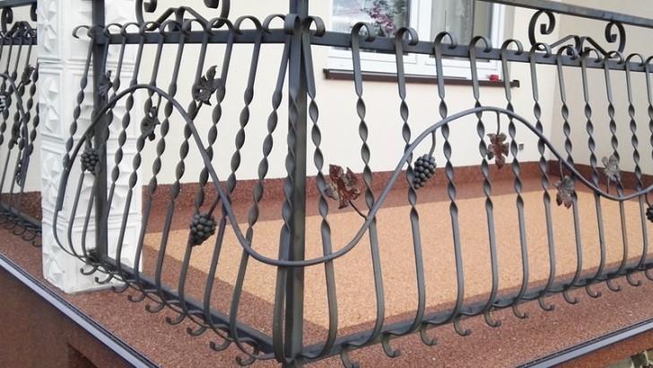 Jak wykończyć powierzchnię tarasu i balkonu? Posadzki dekoracyjne