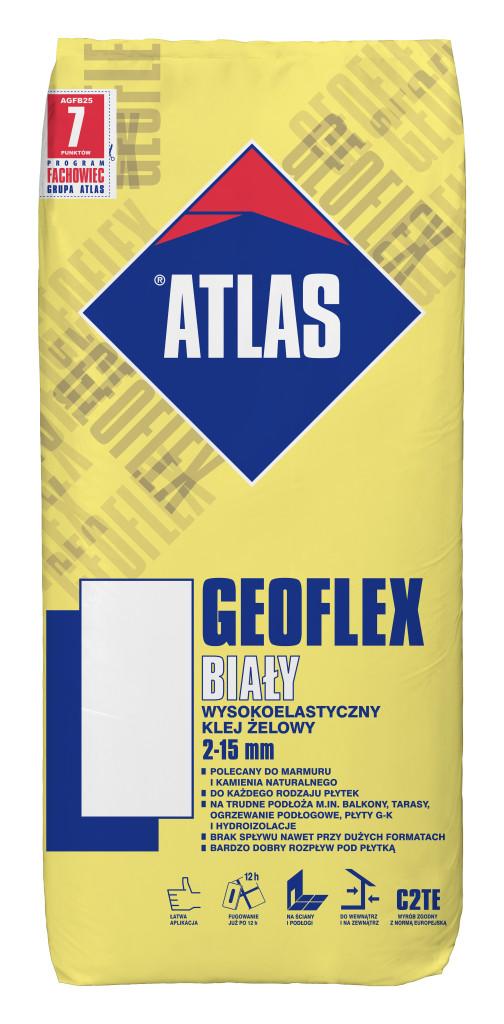 ATLAS GEOFLEX BIAŁY