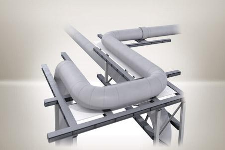 System Arma-Chek R gwarantuje wieloletnią ochronę instalacji nawet w bardzo trudnych warunkach. Fot. Armacell