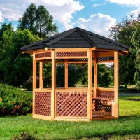 Budujemy altanę, czyli jak stworzyć zaciszny kącik w ogrodzie