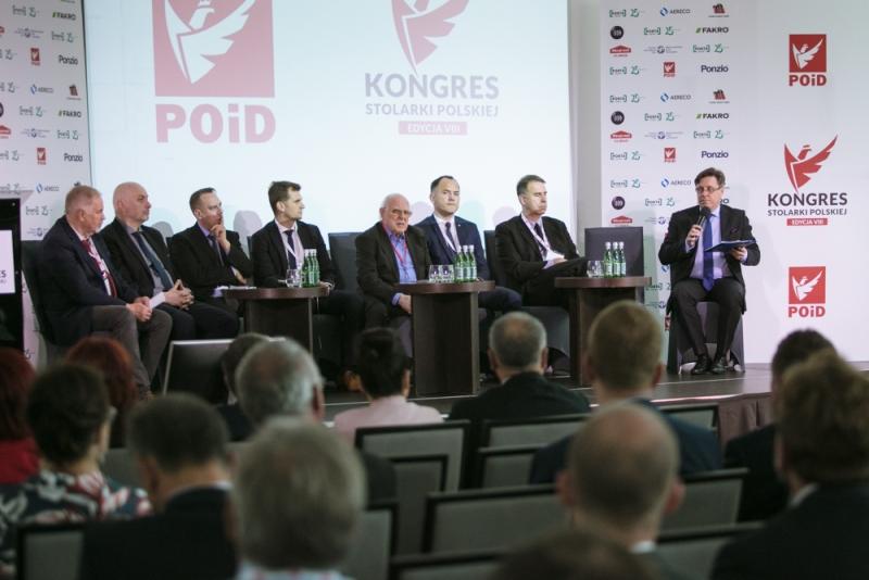 VIII Kongres Stolarki Polskiej. Fot. Fakro