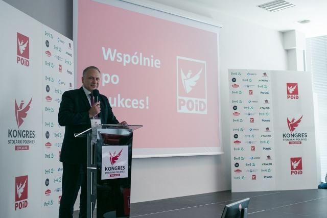 Janusz Komurkiewicz, członek Zarządu Fakro ds. Marketingu. Fot. Fakro