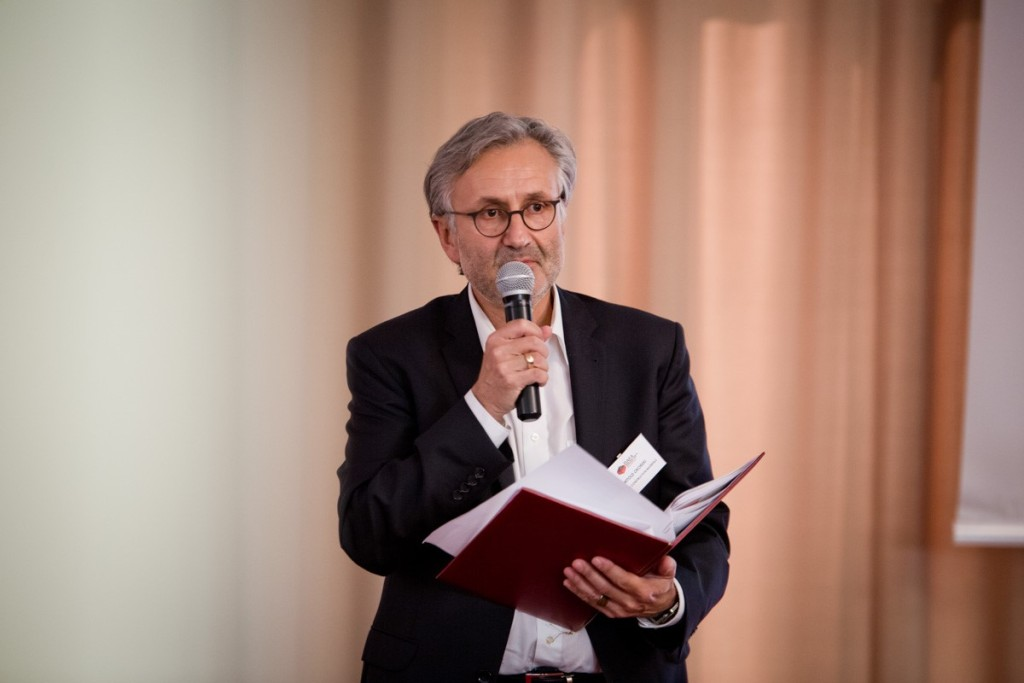 Witold Okoński, prezes Stowarzyszenia DAFA. Fot. DAFA