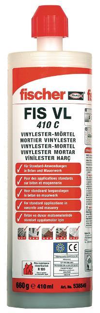 Nowa zaprawa fischer sprawdzi się we wszystkich standardowych aplikacjach w murach i betonie. Fot. Fischer