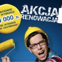 """Konkurs Dekoral """"Akcja Renowacja"""" do 31 lipca. Karty podarunkowe o wartości 10000 zł."""