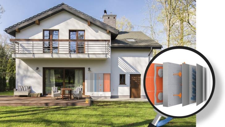 ETIXX Fasada – nowy patent na ciepłą fasadę