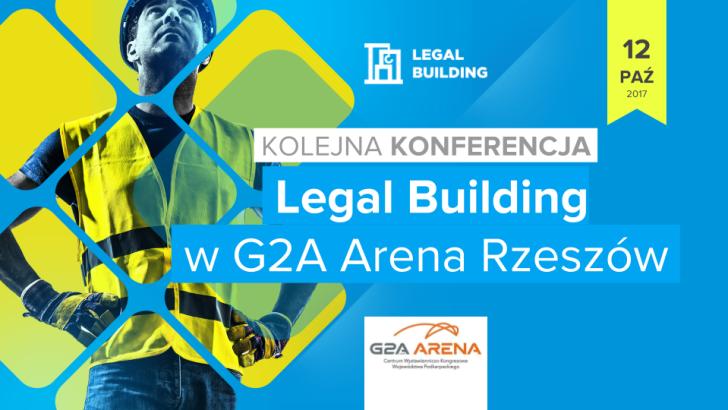Konferencja Legal Building – usługi budowlane za granicą