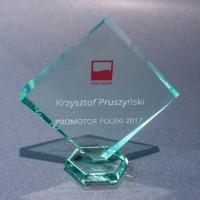Blachy Pruszyński Promotorem Polski