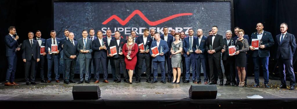 Finaliści programu SUPERDEKARZ ROKU 2017. Fot. superdekarz.pl