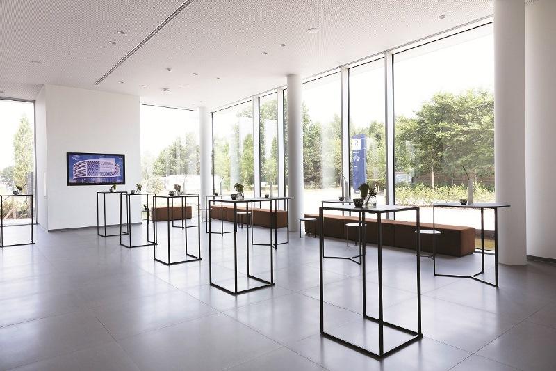 Innowacyjny budynek Experience Center w głównej siedzibie Reynaers w Duffel. Fot. Reynaers