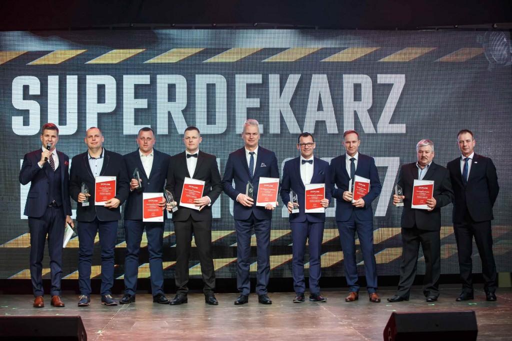 Superdekarze Regionalni Zachód. Fot. superdekarz.pl