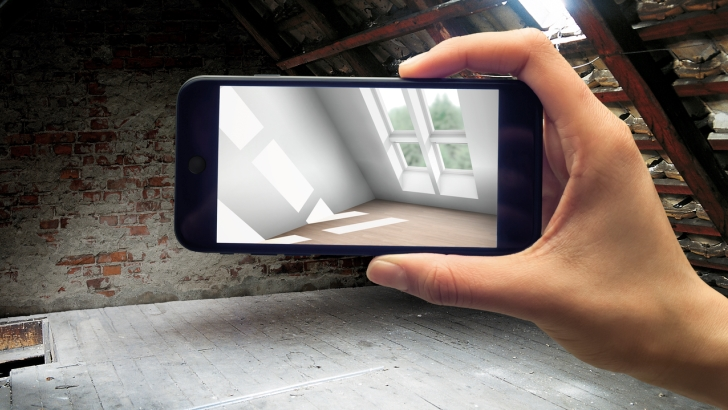 Darmowa aplikacja MyDaylight - do pobrania w App Store i Google Store. Fot. Velux
