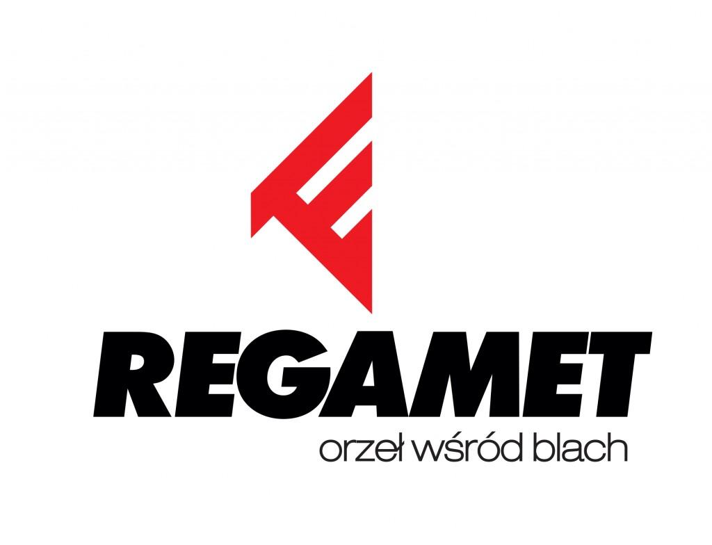 Nowy logotyp marki Regamet. Fot. Regamet