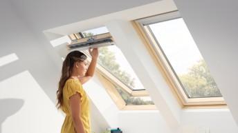 Wyższy poziom komfortu – okno dachowe VELUX GZL w nowej odsłnie