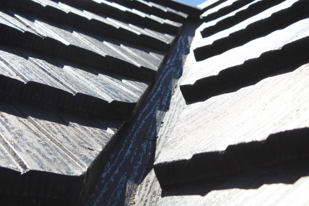 Prawidłowo wykonany kosz dachowy. Fot. Blachotrapez