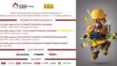 PSD na BUDMIE: szkolenia dekarskie, zawody otwarte TurboDEKARZ i Jubileuszowy Kongres