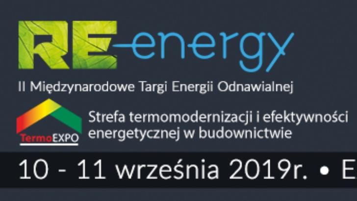 Spotkaj Ambasadorów Międzynarodowych Targów Energii Odnawialnej Re-Energy Expo na targach Intersolar w Monachium