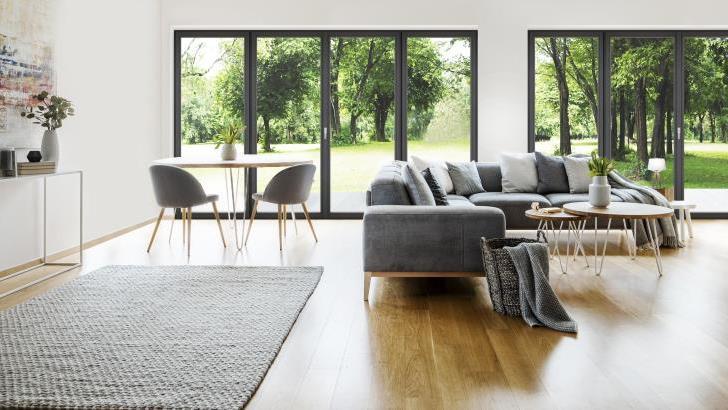 Nowe okno LUM'UP firmy Vetrex posiada unikalny, smukły profil i wpuszcza do 27% więcej światła niż standardowe okna. Fot. Vetrex