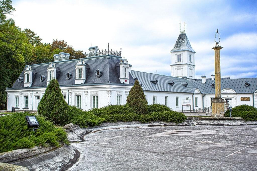 Muzeum Regionalne w Kozienicach po renowacji (2019). Fot. Baumit