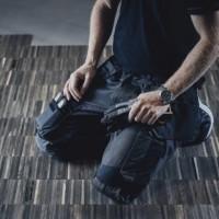 Rozciągnięty komfort pracy – spodnie robocze ze stretchem